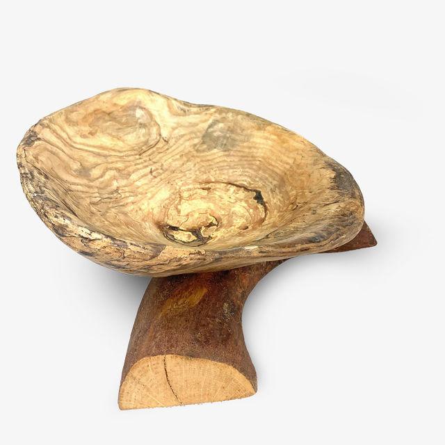 Holzschale 10