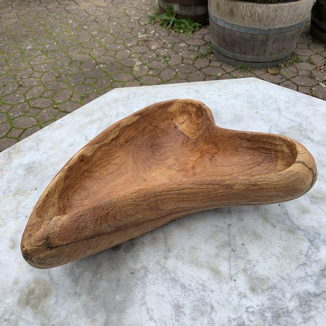 Holzschale 25